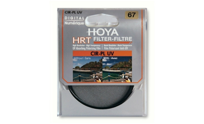 Hoya HRT CIR-PL UV box