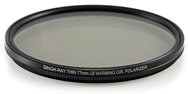 Singh-Ray LB Warming Circular Polarizing filter