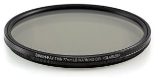 Singh-Ray LB Warming Circular Polarizing filter